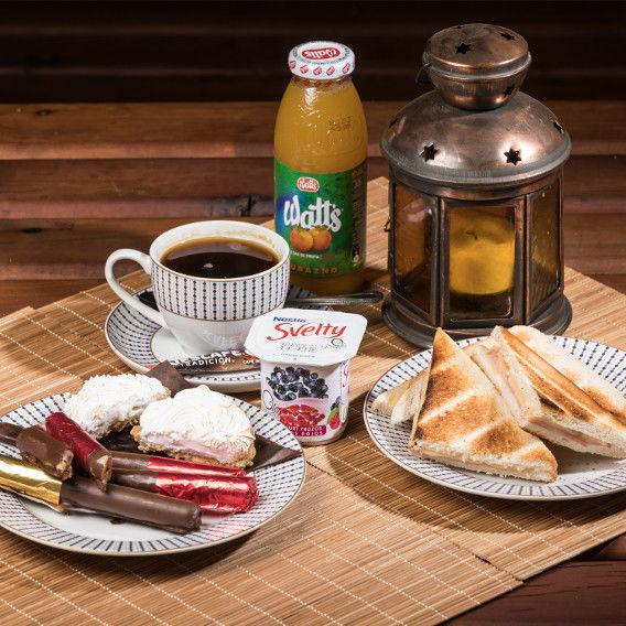 Desayuno Despertar De Ensueño