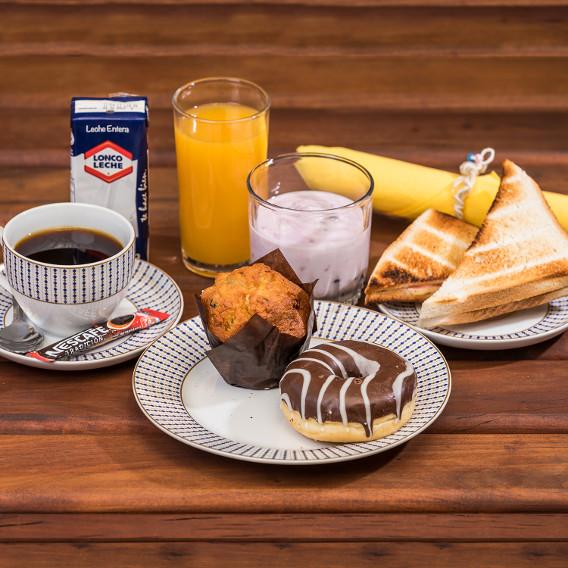Desayuno Amanecer Perfecto