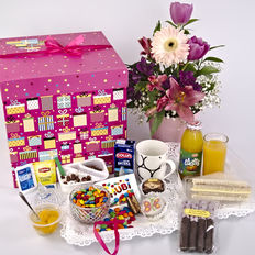 Desayuno Dulce Sopresa Por Tu Cumpleaños