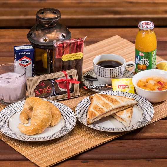 Desayuno Grandioso