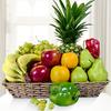 Canasto De Frutas Para Compartir Deluxe