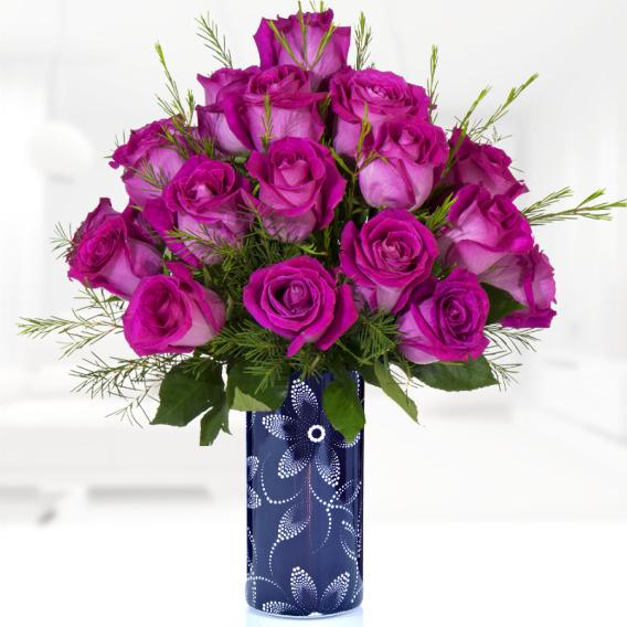Dos Docenas De Rosas Rosadas