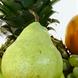 Canasto De Regalo Con Frutas Mediano