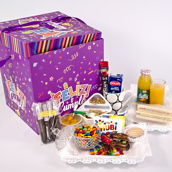 Desayuno Cumpleaños Grandioso
