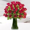 48 Rosas Rojas Importadas