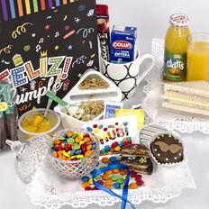 Desayuno Festejando Y Celebrando