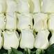 Arreglo De Rosas Blancas En Escalera