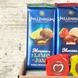 Tableta de Chocolate de Leche rellena de Mousse y Frutilla 135 gr. (1.0), Tableta De Chocolate De Leche Rellena De Mousse Y Limon 135gr. (1.0), TABLETA DE CHOCOLATE RELLENO NARANJA (1.0), Alfajor artesanal (1.0), Alfajor artesanal menta chocomissa (1.0), CINTASATIN CHAMPAGNE (2.0), Papel celofán (2.0), Papelarroz crema (1.0)