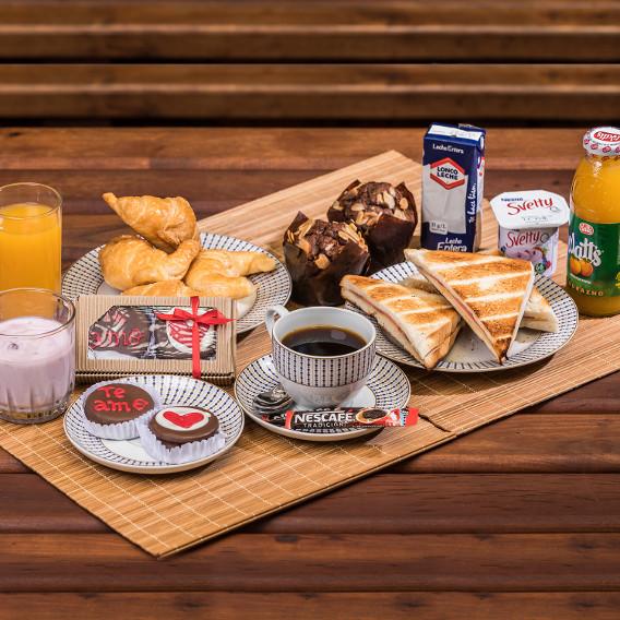 Desayuno Pareja Perfecta