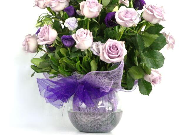 ¿Le enviaron flores a domicilio? ¿Sabías que pueden durar hasta una semana?